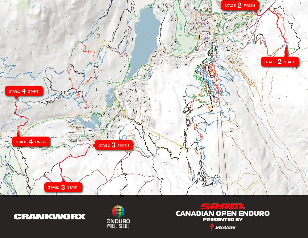 SRAM Canadian Open Enduro