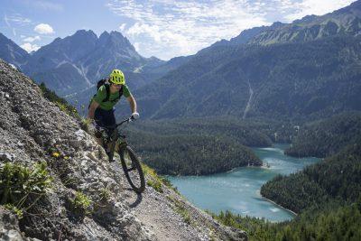 Blindsee Trail, Austria