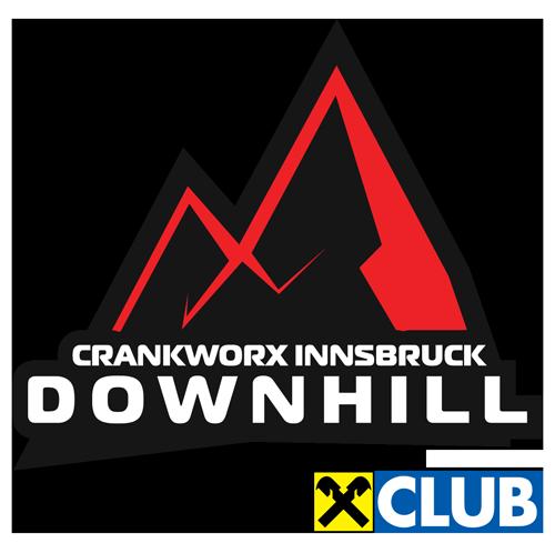 Crankworx Innsbruck Downhill presented by Raiffeisen Club