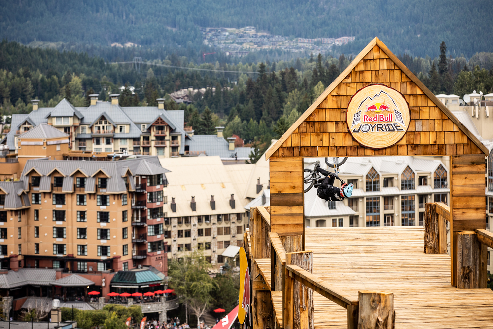 Red Bull Joyride VIP Sky Box