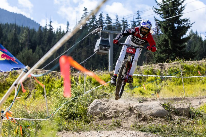 Canadian Open DH presented by iXS