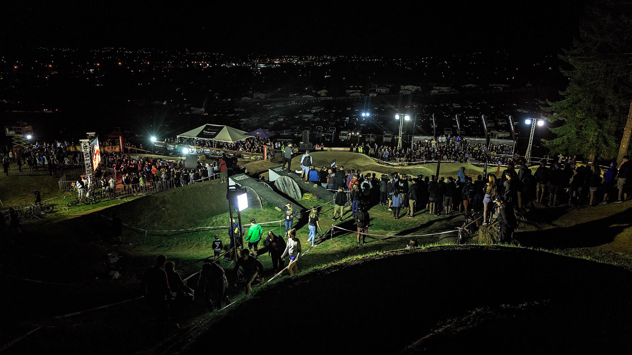 BEst Viewing Spots for Crankworx Rotorua
